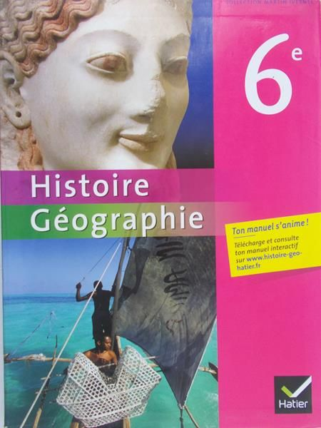 Historie Geographie 6e