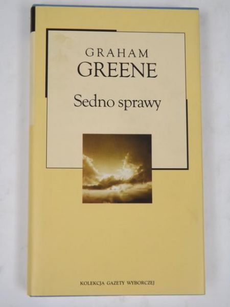 Greene Graham - Sedno sprawy