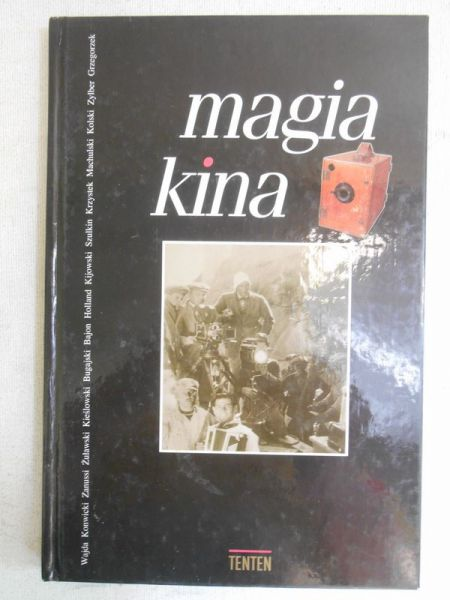 Wróblewski Janusz (opr.) - Magia kina