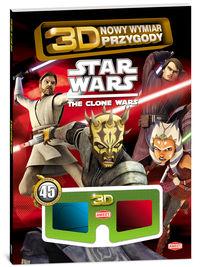 Star Wars: The Clone Wars! 3D Nowy wymiar zabawy