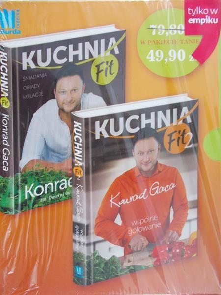 Gaca Konrad Kuchnia Fit 1 I 2 Konrad Gaca 6900 Zł