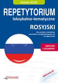 Buczel Anna - Rosyjski. Repetytorium leksykalno-tematyczne z płytą CD