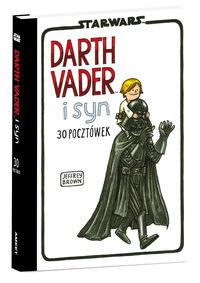 Brown Jeffrey - Star Wars Darth Vader i syn, 30 pocztówek