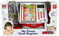 Kasa fiskalna z dotykowym panelem kalkulatorem