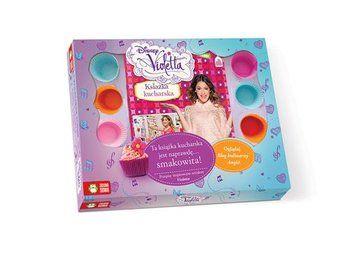 Violetta. Książka kucharska + gadżet niespodzianka