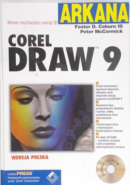 Coburn D. Foster - Corel Draw 9