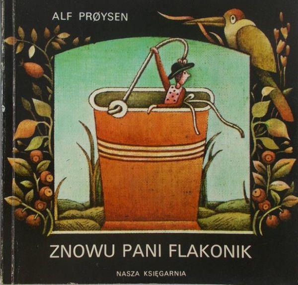 Znalezione obrazy dla zapytania Alf Proysen : Znowu pani Flakonik