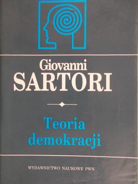 Sartori Giovanni - Teoria demokracji