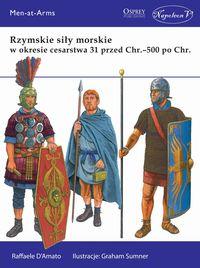 Rzymskie siły morskie w okresie cesarstwa 31 przed Chr.-500 po Chr