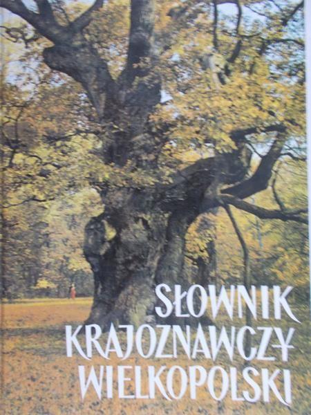 Anders Paweł - Słownik krajoznawczy wielkopolski