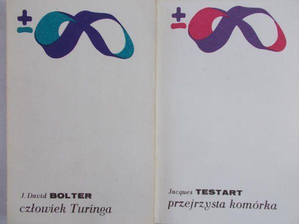Bolter / Testart - Człowiek Turinga / Przejrzysta komórka