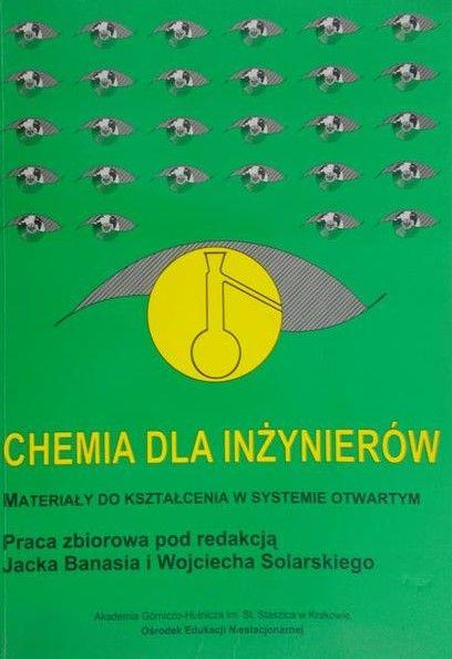 Banaś Jacek - Chemia dla inżynierów