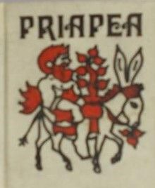Ciechanowicz Jerzy - Priapea, miniatura
