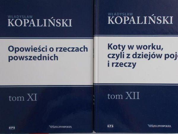 Kopaliński Władysław - Opowieści o rzeczach powszednich/ Koty w worku, czyli z dziejów pojęć i rzeczy