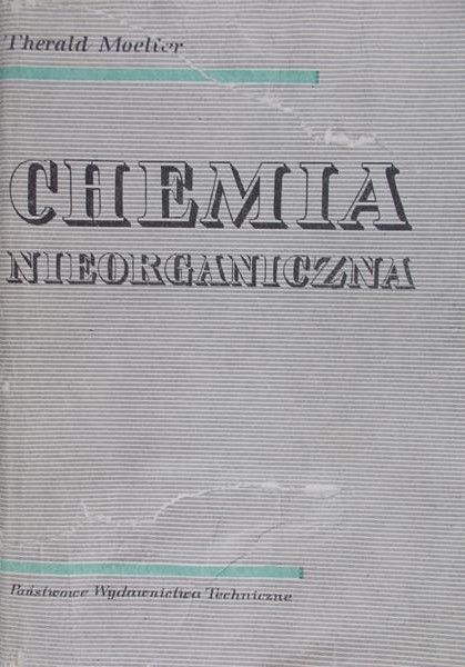 Moelier Therald - Chemia nieorganiczna