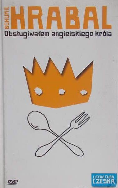 Hrabal Bohumil  - Obsługiwałem angielskiego króla + DVD
