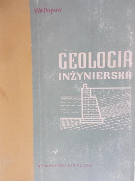 Żakiewicz Bohdan - Geologia inżynierska