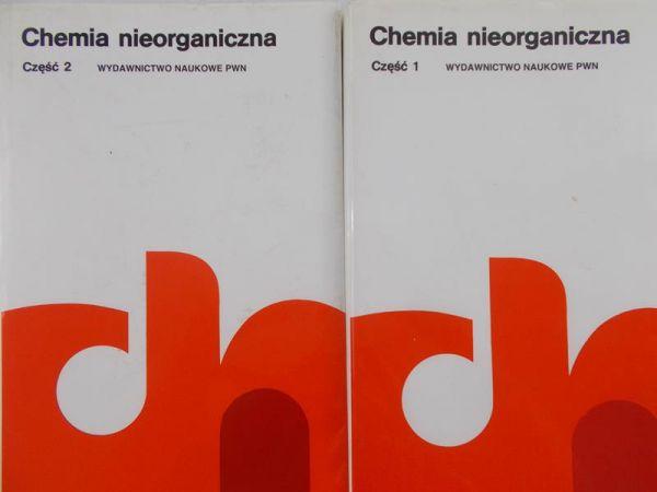 Kolditz Lothar (red.) - Chemia nieorganiczna, Część I-II