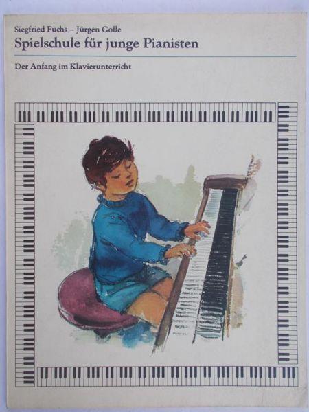 Fuchs Siegfierd - Spielschule fur junge Pianisten
