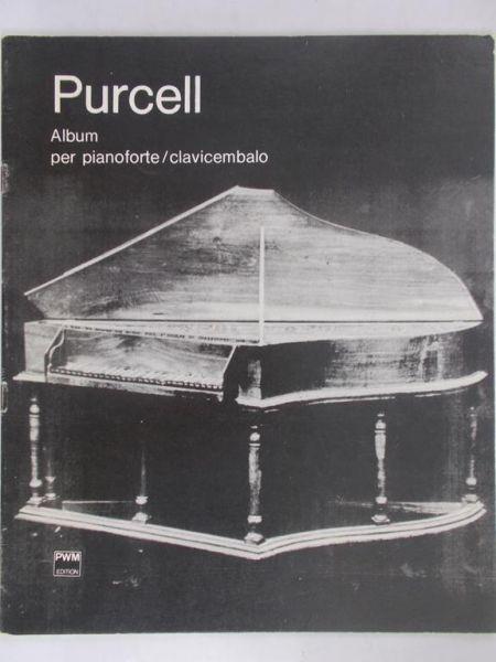Purcell Henry - Album per pianoforte/clavicembalo