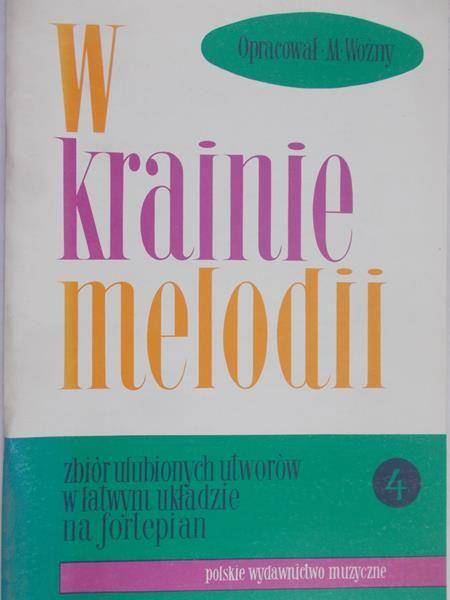 Wożny M. - W krainie melodii
