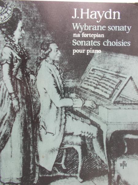 Haydn J. - Wybrane sonaty na fortepian