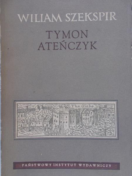 Szekspir Wiliam - Tymon Ateńczyk