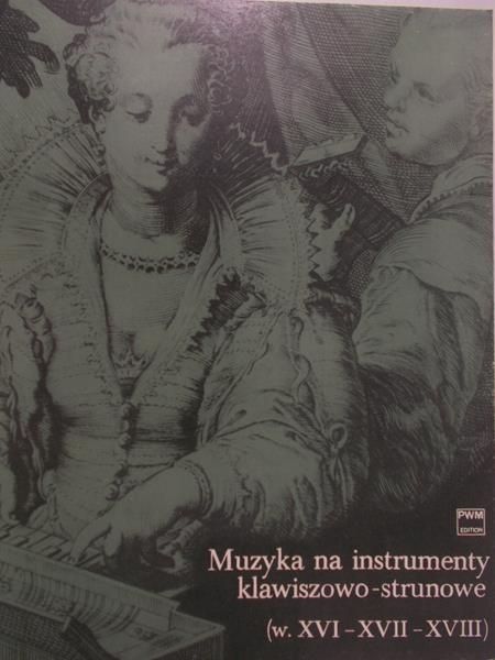 Altberg Emma (red.) - Muzyka na instrumenty klawiszowo-strunowe