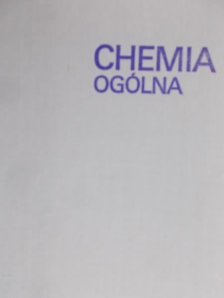 Pajdowski Lech - Chemia ogólna