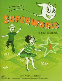 Superworld 3 Zeszyt ćwiczeń