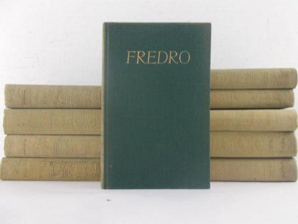 Fredro Aleksander - Pisma wszystkie, Tom I-X