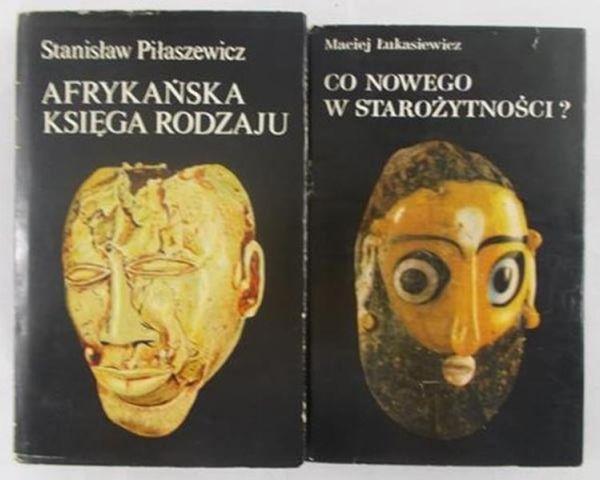 Piłaszewicz Stanisław/ Łukasiewicz Maciej - Afrykańska księga rodzaju/ Co nowego w starożytności