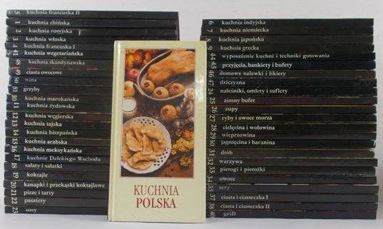 Encyklopedia Kulinarna Encyklopedia Sztuki Kulinarnej 48