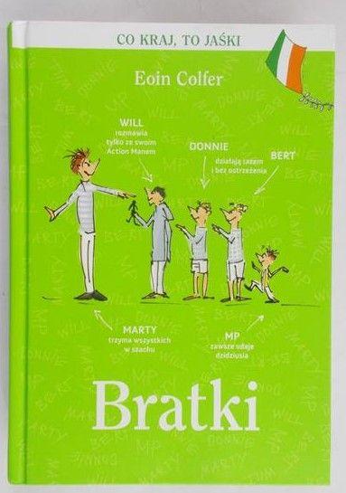 Colfer Eoin - Bratki