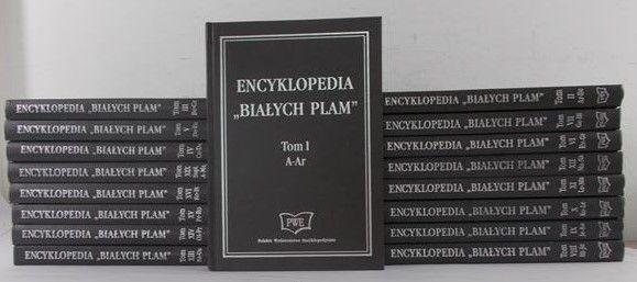 Winiarczyk Artur (red.) - Encyklopedia Białych Plam, 17 tomów