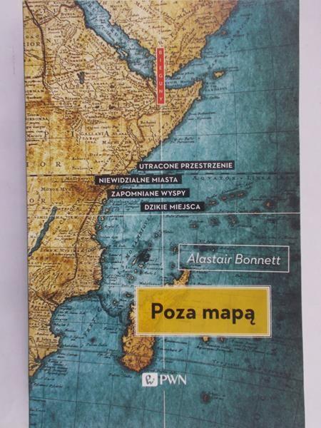 Bonnet Alistair - Poza mapą