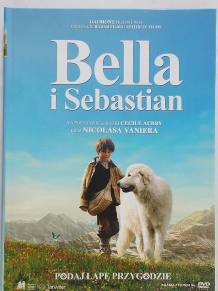 Aubry Cecile - Bella i Sebastian + Płyta CD