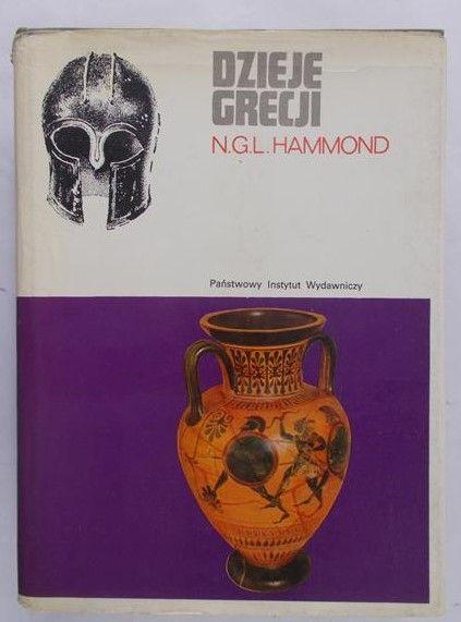 Hammond N.G.L. - Dzieje Grecji
