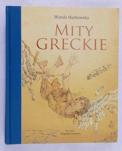 Markowska Wanda - Mity greckie