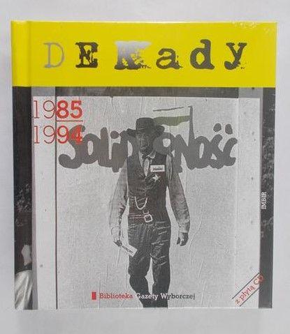 Kendziorek Piotr  - Dekady 1985-1994 + Płyta DC, Nowa