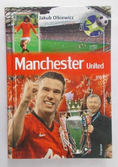 Olkiewicz Jakub - Manchester United