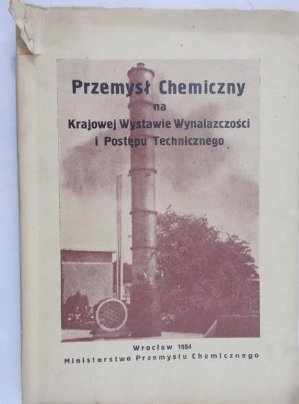 Bobrownicki Teofil- Przemysł chemiczny