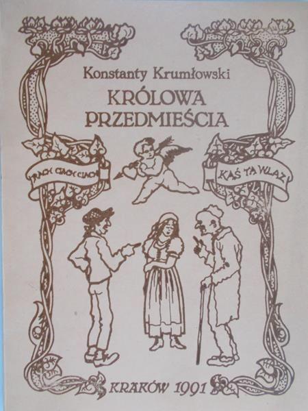 Krumłowski Konstanty - Królowa przedmieścia