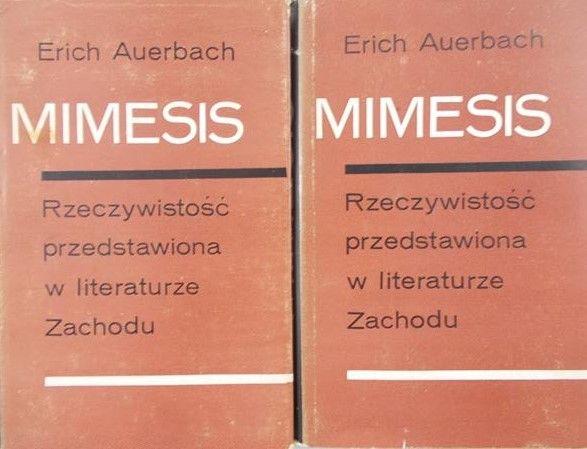 Auerbach Erich - Rzeczywistośc przedstawiona w literaturze Zachodu. T. I-II