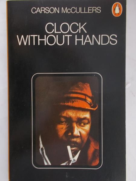 McCullers Carson - Clock Without Hands