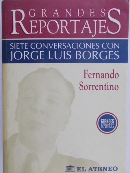 Sorrentino Fernando - Grandes Reportajes