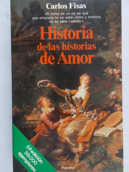 Fisa Carlos - Historia de las historias de Amor