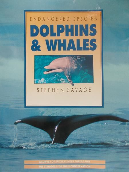 Savage Stephen  - Dolphins & Whales