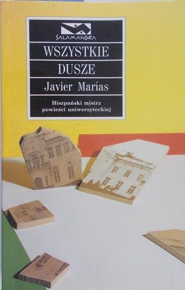 Marias Javier - Wszystkie dusze