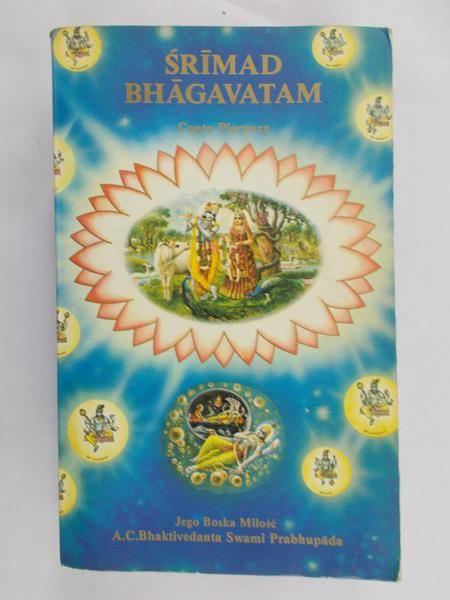 Bhagavatam Srimad - Canto pierwsze